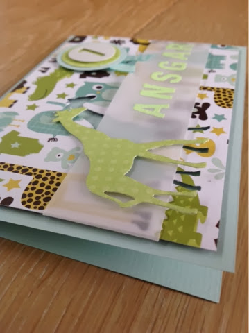 Stampin up Sketch Alphabet & Numbers