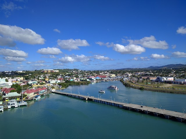 Saint John's Antigua and Barbuda
