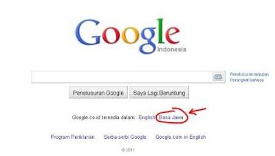 google-berbahasa-jawi