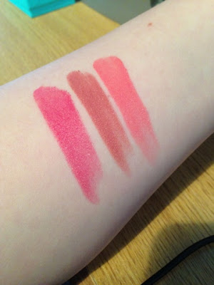 Drugstore Lipsticks Swatches