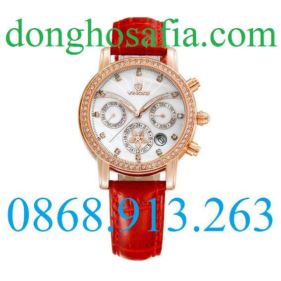 Đồng hồ nữ Vinoce V6255L