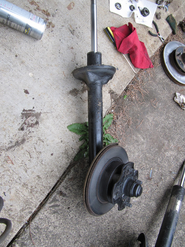 280zx struts - Suspension - Ratsun Forums