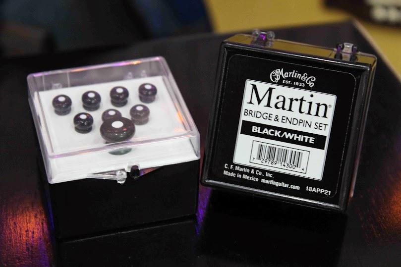 Chốt Dây Đàn Guitar - C.F Martin Bridge Pins