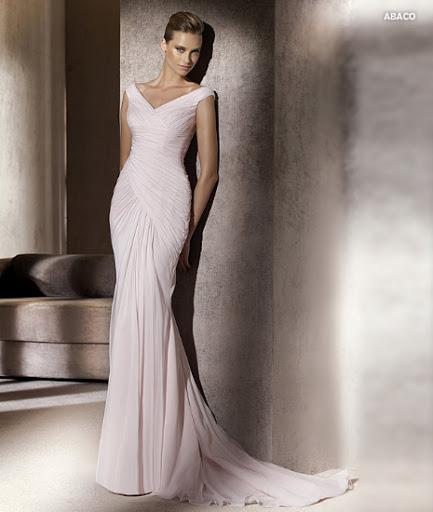 Menyasszonyi ruha 2012 Pronovias Abacco