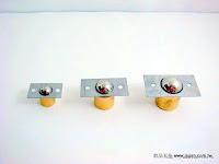 裝潢五金品名:銅製龍吐珠規格:3分/4分/5分功能:裝在門的側邊固定門片不會前後晃動玖品五金