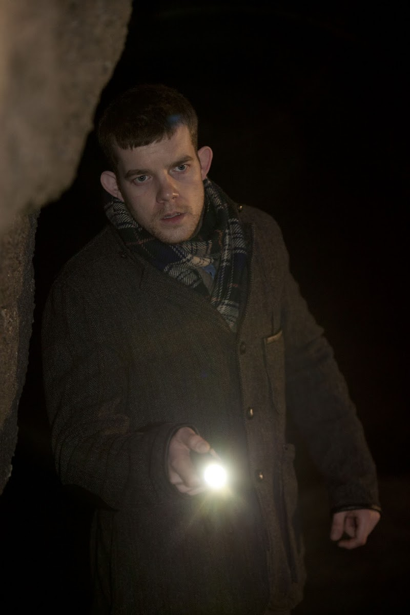 BBC Sherlock: The Hounds of Baskerville - Russell Tovey is Henry Knight
