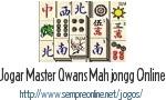 Jogo Master Qwans Mahjongg Online