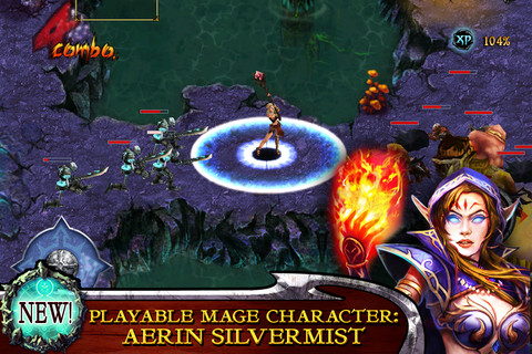 Eternity Warriors game for iphone