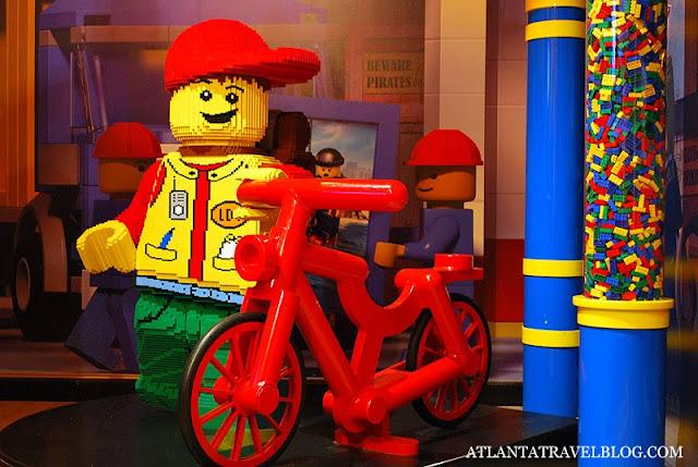 Чем заняться в Атланте с детьми