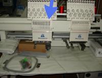 Agujas para maquina bordadora