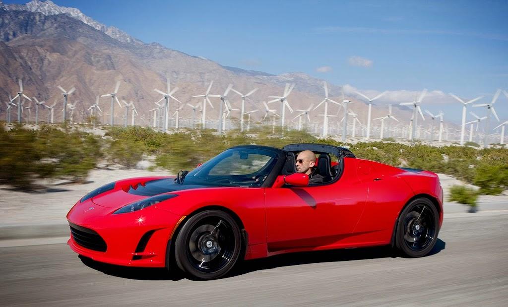 Tesla Motors, el coche eléctrico, despega el proximo año