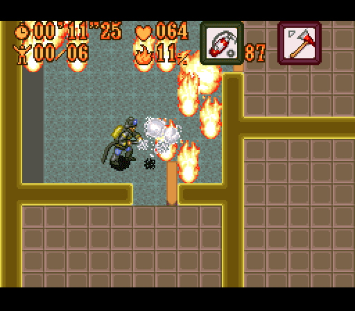 Super Adventures in Gaming: The Ignition Factor (SNES)