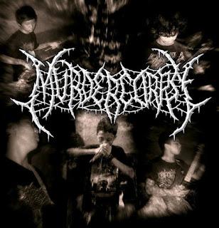 Murder Corpse Wallpaper Photo Artwork Band Brutal Death Metal Tangerang