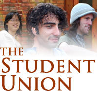 I'm also on Student Union blog