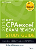 CPAexcel Exam Review Spring 2014 Study Guide: Financial Accounting and Reporting