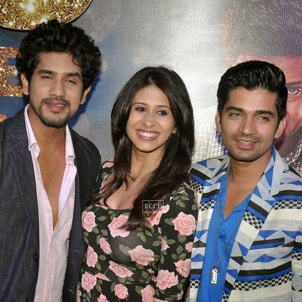 TV stars at the success party of Bollywood movie 'Ek Villain', held at Ekta Kapoor's residence on July 15, 2014.(Pic: Viral Bhayani)
