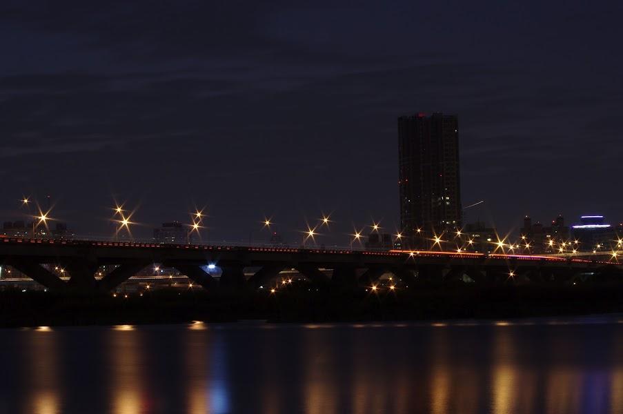 台北名勝夜景