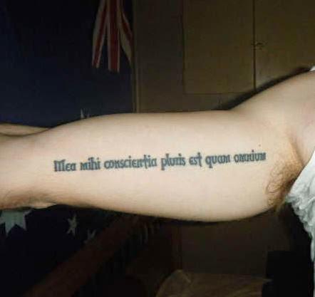 Best Latin Tattoos 43