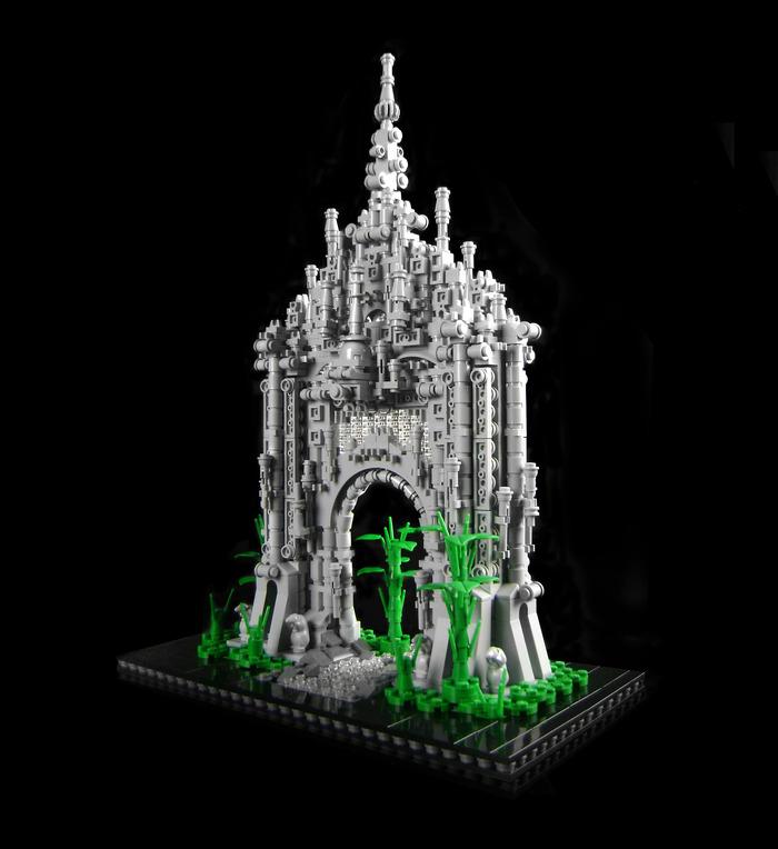 *樂高師Mike Doyle的LEGO奇幻科技堡壘:和平接觸外星人! 5