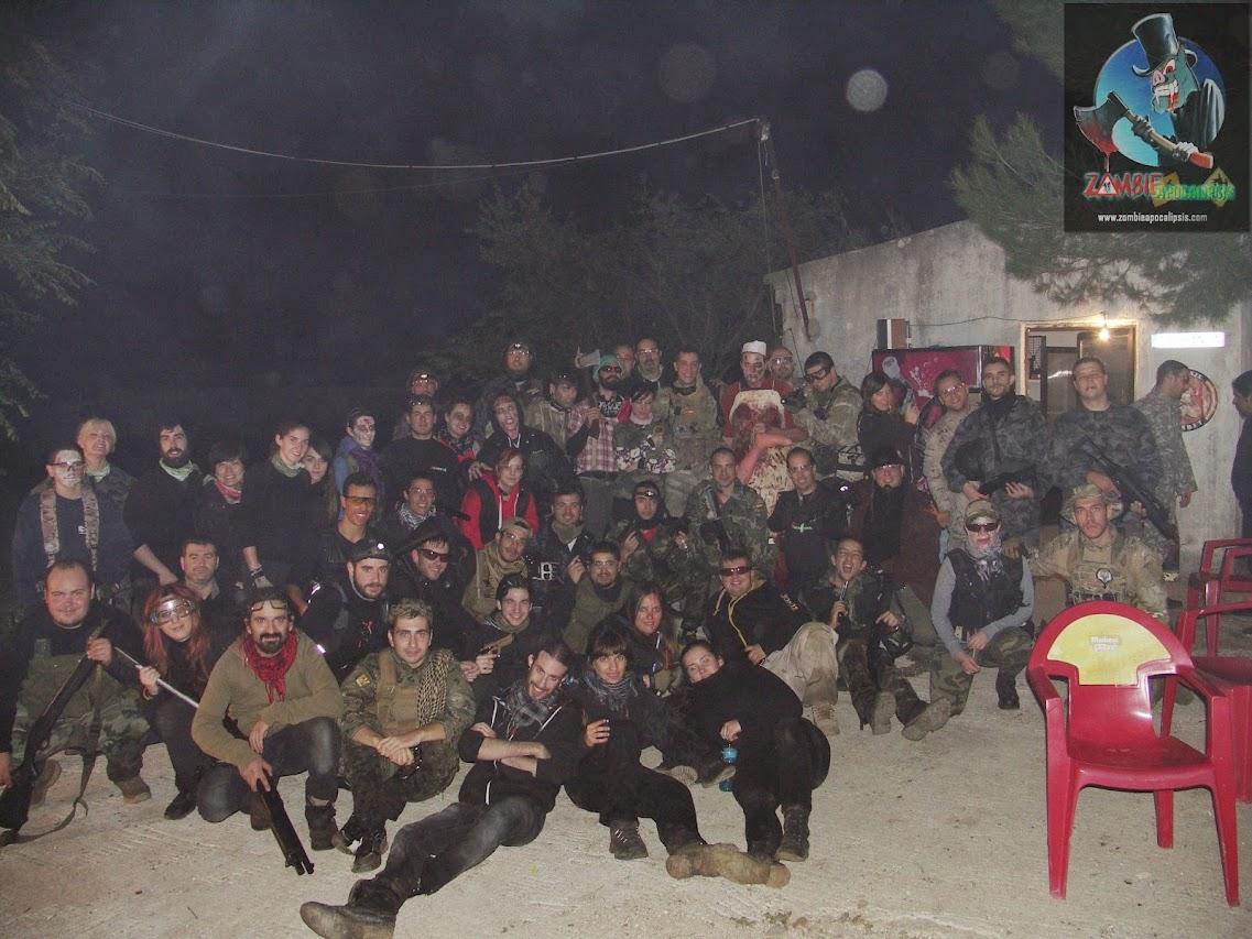 ZOMBIE APOCALIPSIS. HALLOWEEN 2014. PICT0111