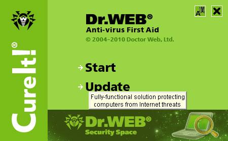 dr.web antivirus 5.0