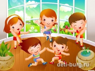 Песенки-игры для детей
