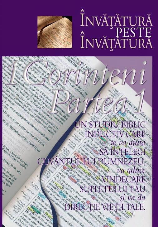 1 Corinteni, partea 1