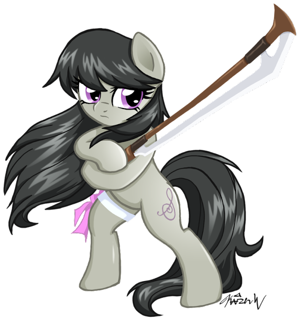 Go Back > Gallery For > Octavia And Vinyl R34