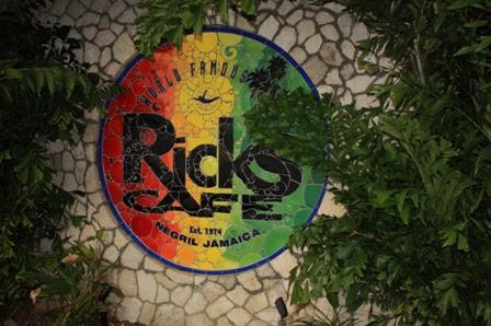 Ricks Cafe em Negril