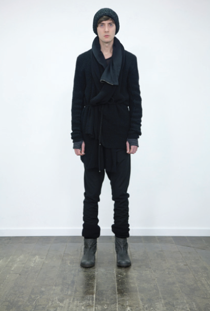 New German Designer on the Scene: Daniel Andresen [men's fashion]