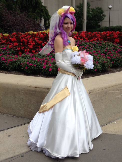 Cosplay Wedding Dress 20 Superb  Source