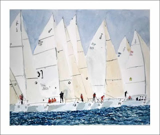 regata en el sardinero, santander