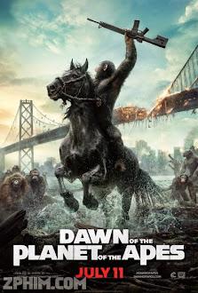 Sự Khởi Đầu Của Hành Tinh Khỉ - Dawn of the Planet of the Apes (2014) Poster