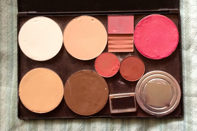 What Did You Learn Today Customized Magnetic Makeup Palettes