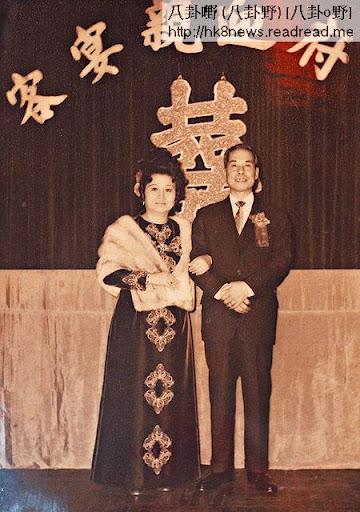 甘老太(左)為甘穗輝三太,她自說最得丈夫寵愛。婚後生了三子兩女,唯丈夫、幼子琨岐、幼女潔玲及長子健成已先後離世。