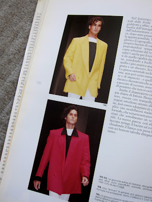 male pattern boldness: The Oversized Eighties Jacket -- YEA or NAY?