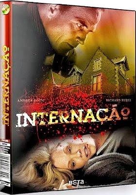 Filme Poster Internação DVDRip XviD & RMVB Dublado