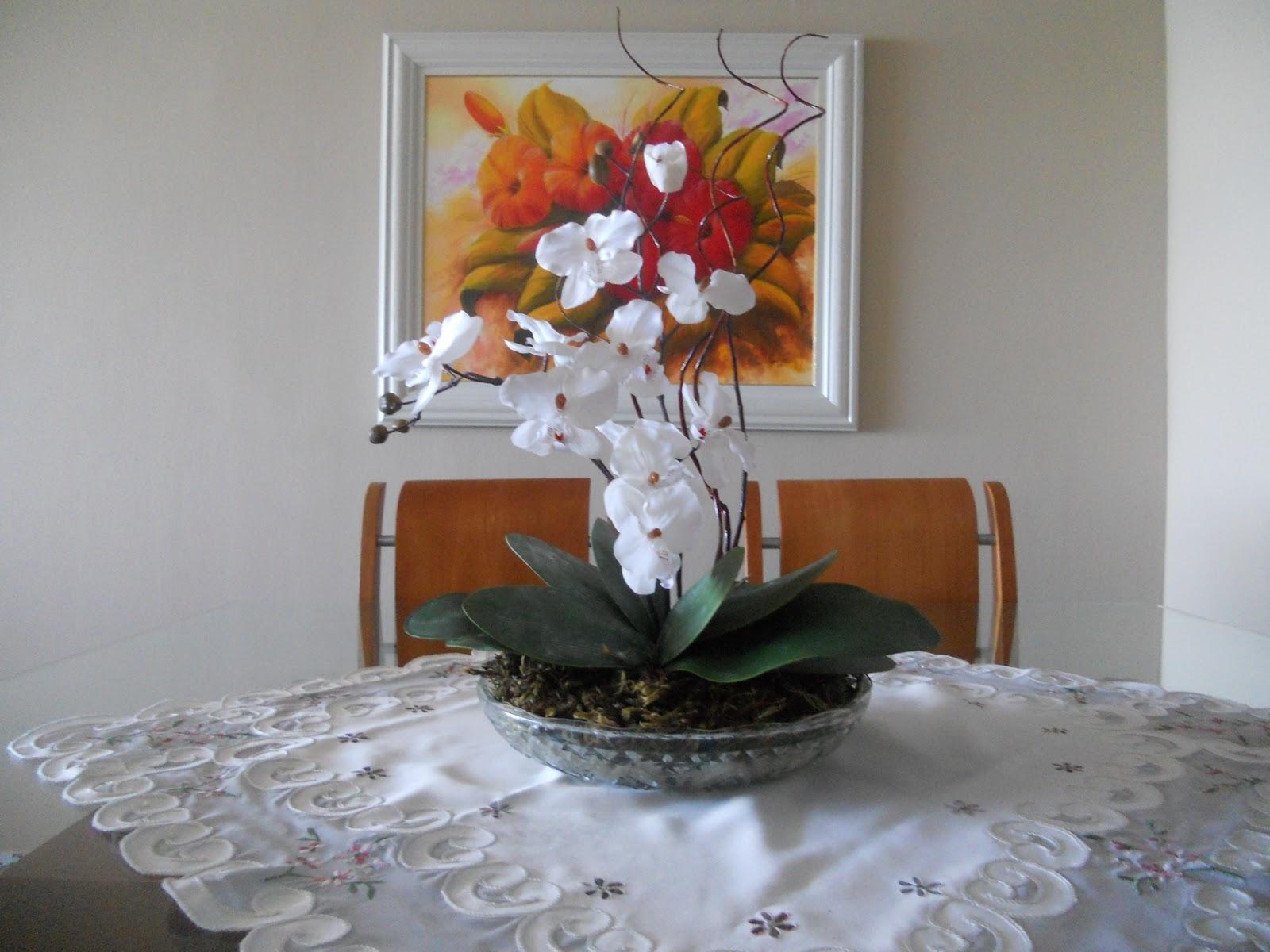 Casa Farol: Arranjo novo pra mesa de jantar #733B22 1600x1200