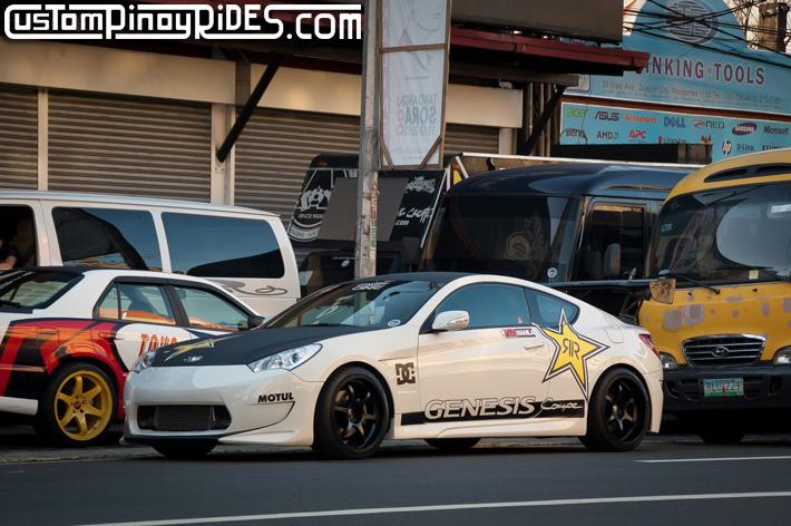 Atoy Customs Genesis Amuse Custom Pinoy Rides pic3