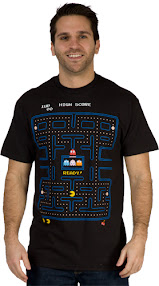 Pac Man Game Shirt Top 20 PAC Man Gaming Shirts