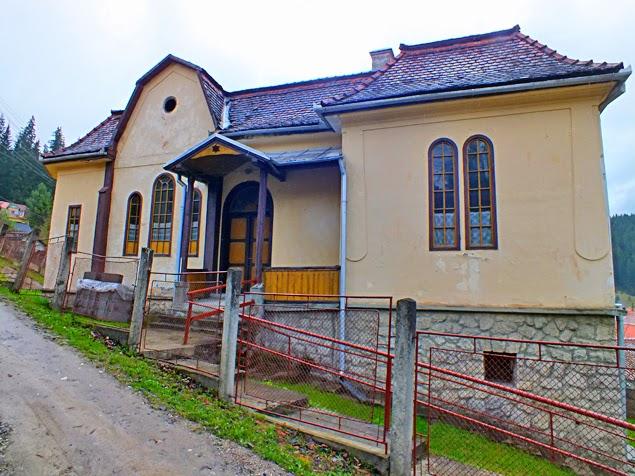 sinagoga borsec