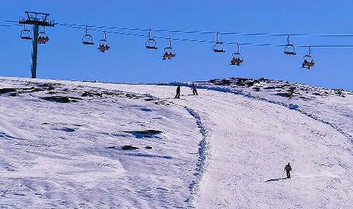 Férias na Neve na Serra da Estrela
