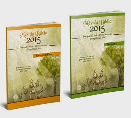 MÊS DA BÍBLIA 2015