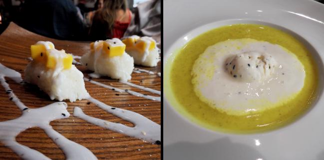 sobremesas restaurante lagundri