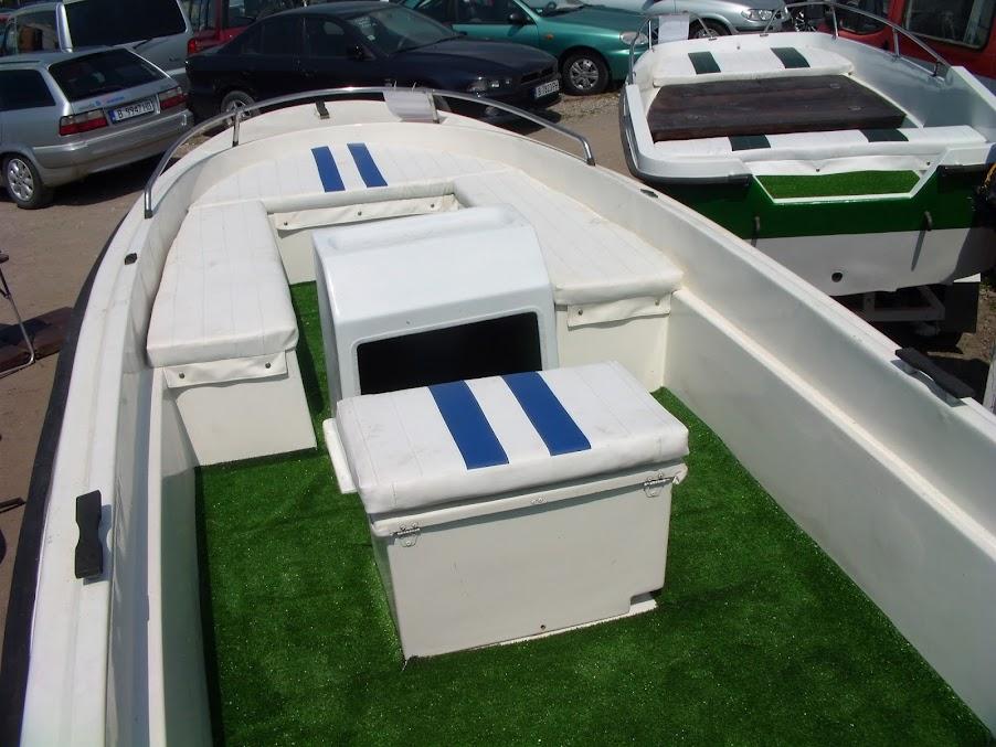Лодки Second-hand Нов Внос DVCI7257