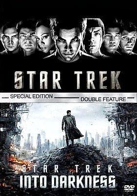 Filme Poster Além da Escuridão - Star Trek DVDRip XviD & RMVB Legendado