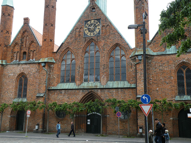 History in  Lubeck Altstadt Heiligen-Geist-Hospice, Germany, visiting things to do in Germany, Travel Blog, Share my Trip