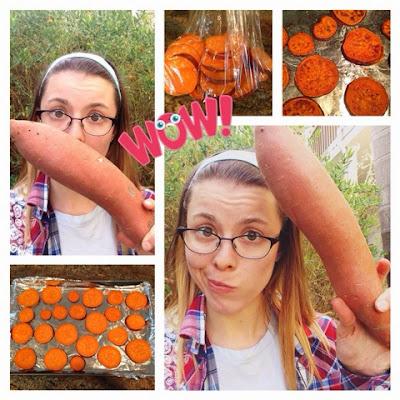 Sweet Potato Salmon Sliders (Gluten Free, Vegan Option)