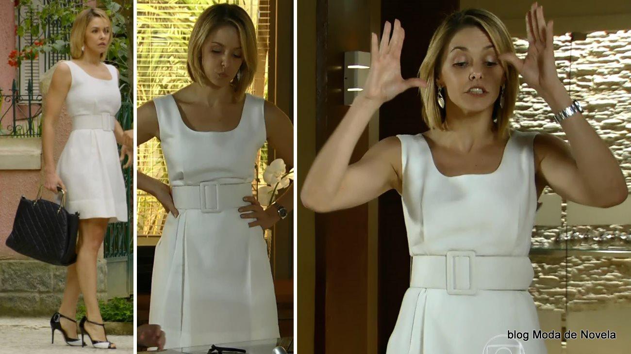 moda da novela Em Família - looks da Silvia dia 4 de julho