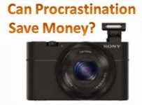 Can Procrastination Save Money?